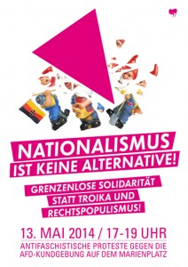 Nationalismus ist keine Alternative